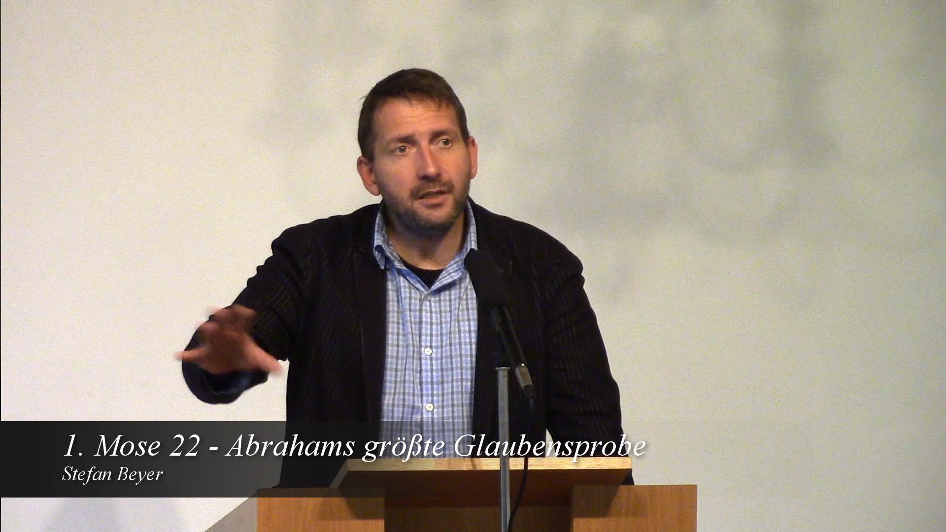 Abrahams größte Glaubensprobe